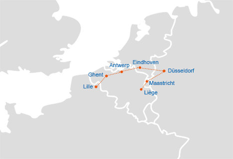 Across Europe With Ic Bus